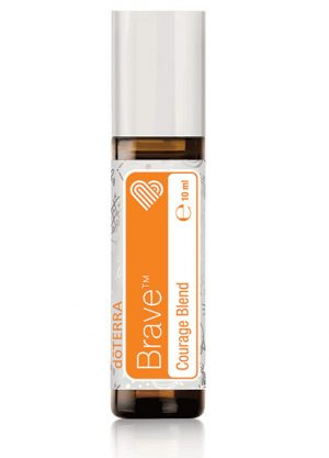Brave Roll-on essential oil blend